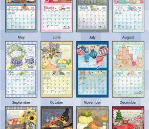 Abundant Friendship 2022 Lang Kalender_3