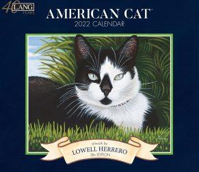 American Cat 2022 Lang Kalender