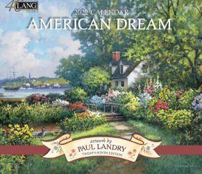 American Dream 2022 Lang Kalender