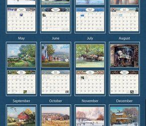 American Dream 2022 Lang Kalender_3