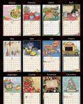American Kitchen 2022_3 Lang Kalender