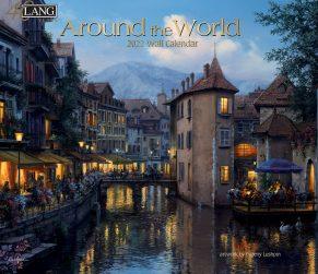 Around the World 2022 Lang Kalender