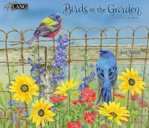 Birds in the Garden 2022 Lang Kalender