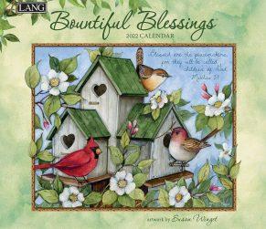 Bountiful Blessings 2022 Lang Kalender