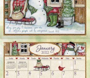 Bountiful Blessings 2022_2 Lang Kalender