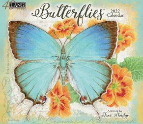 Butterflies 2022 Lang Kalender