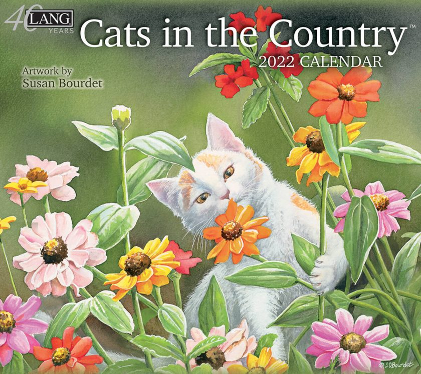 Cats in the Country 2022 Lang Kalender