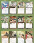 Cats in the Country 2022 Lang Kalender_3