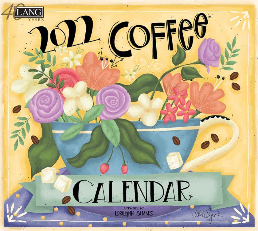 Coffee 2022 Lang Kalender