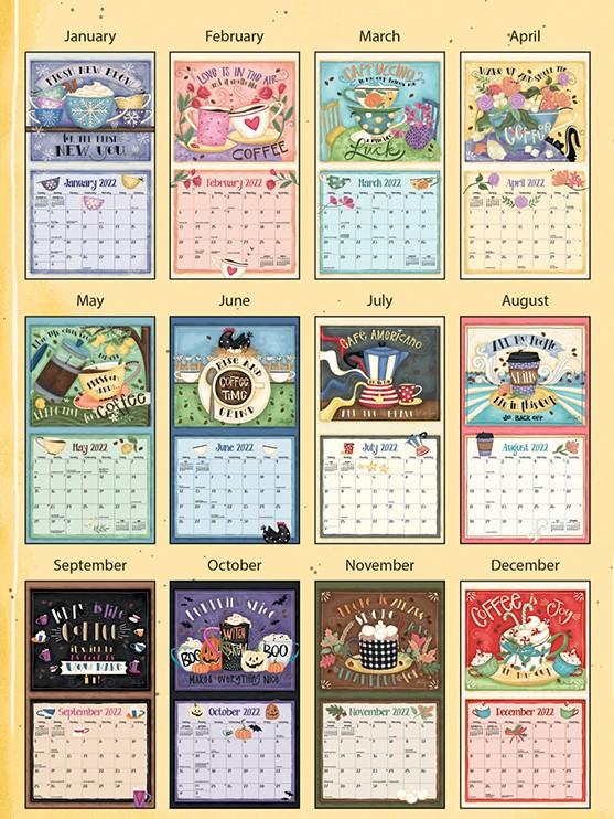 Coffee 2022 Lang Kalender_3
