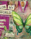 Color my World 2022 Lang Kalender