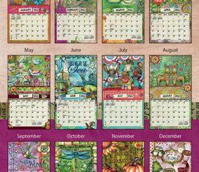 Color my World 2022 Lang Kalender_3
