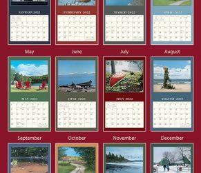 Cottage Country 2022 Lang Kalender_3