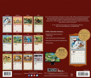 Country Sampler 2021 Lang Kalender Overzicht