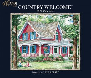 Country Welcome 2022 Lang Kalender