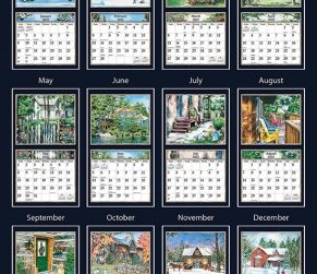 Country Welcome 2022 Lang Kalender_3