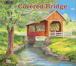 Covered Bridge 2022 Lang Kalender