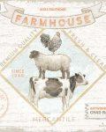 Farmhouse 2021 Lang Kalender