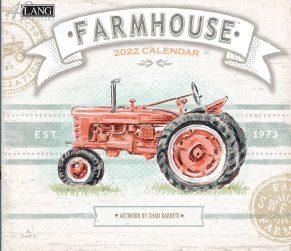 Farmhouse 2022 Lang Kalender