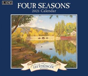 Four Seasons 2021 Lang Kalender