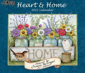 Heart & Home 2022 Lang Kalender