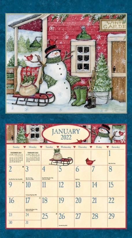 Heart & Home 2022_2 Lang Kalender