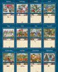 Heart & Home 2022_3 Lang Kalender