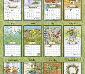 Herb Garden 2022_3 Lang Kalender