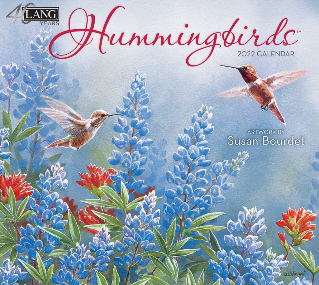 Hummingbirds 2022 Lang Kalender Best Verkocht