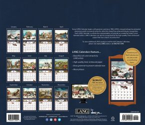 Linda Nelson Stocks 2022_1 Lang Kalender