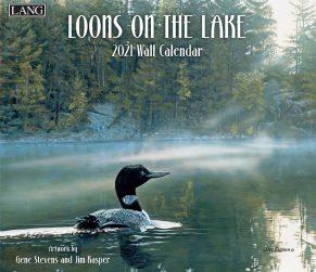 Loons on the Lake 2021 Lang Kalender