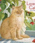 Love of Cats 2022 Lang Kalender Best Verkocht