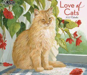 Love of Cats 2022 Lang Kalender