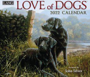 Love of Dogs 2022 Lang Kalender Best Verkocht