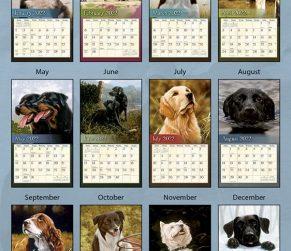Love of Dogs 2022_3 Lang Kalender