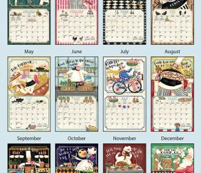 Love to Cook 2022_3 Lang Kalender