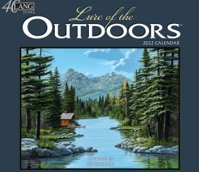 Lure of the Outdoors 2022 Lang Kalender