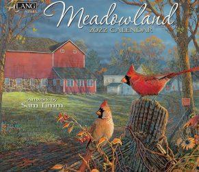 Meadowland 2022 Lang Kalender