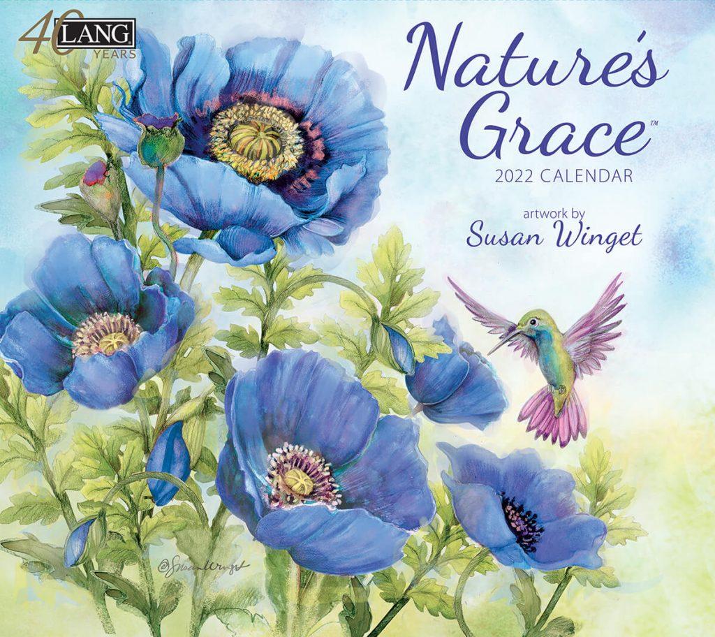 Natures Grace 2022 Lang Kalender Best Verkocht