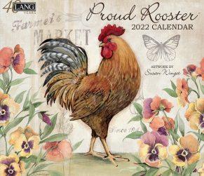 Proud Rooster 2022 Lang Kalender