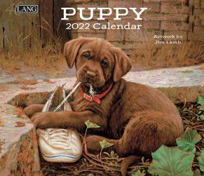 Puppy 2022 Lang Kalender