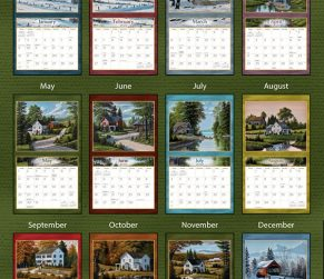 Road Home 2022_3 Lang Kalender