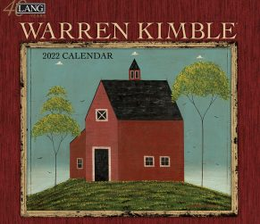 Warren Kimble 2022 Lang Kalender
