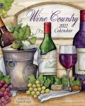 Wine Country 2022 Lang Kalender
