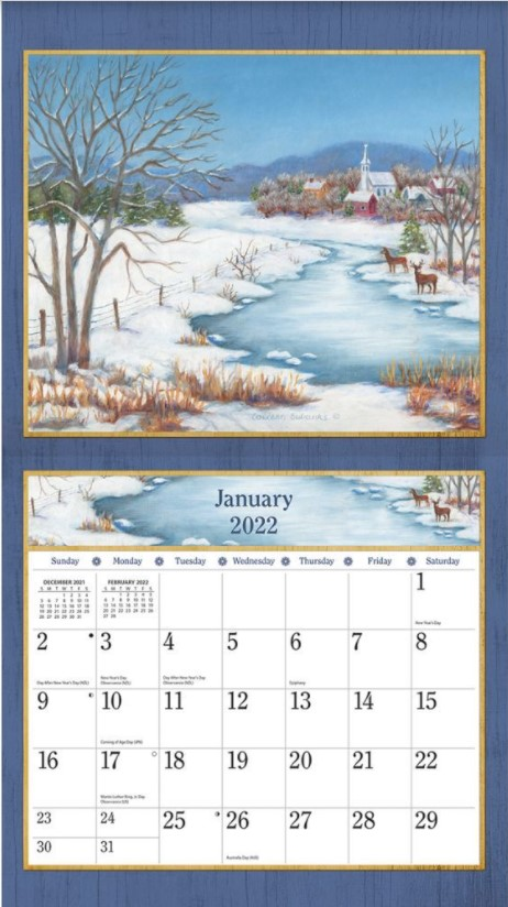 Country Living 2022_2 Lang Kalender