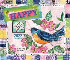 Happy Life 2022 Lang Kalender