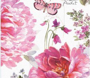 Watercolor Seasons 2022 Lang Verticale Kalender