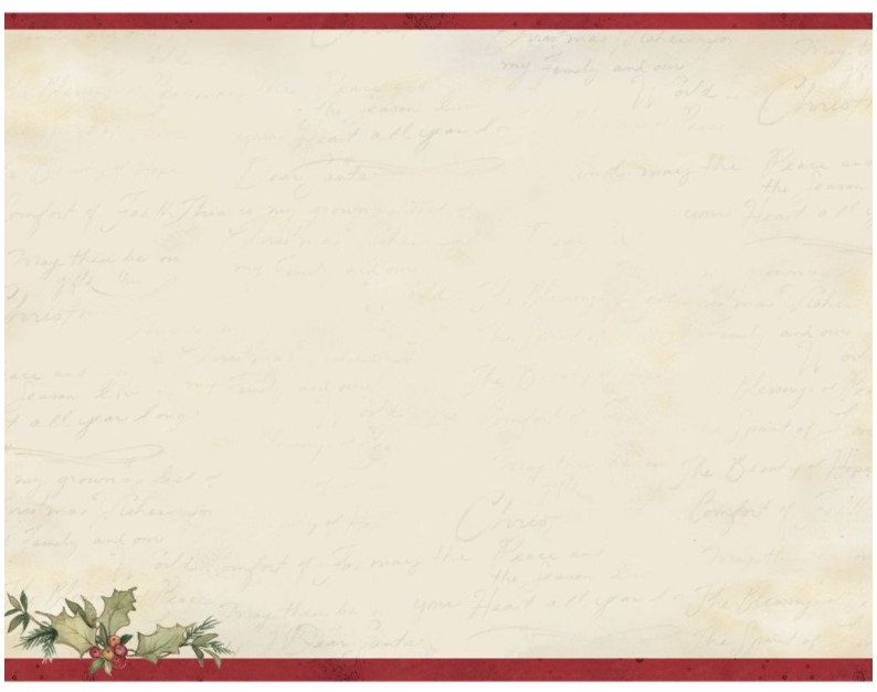 Grown Up Christmas Wish Boxed Christmas Cards-1