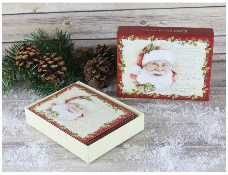 Grown Up Christmas Wish Boxed Christmas Cards-2