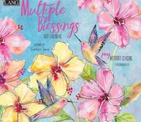 Multiple Blessings 2022 Lang Kalender